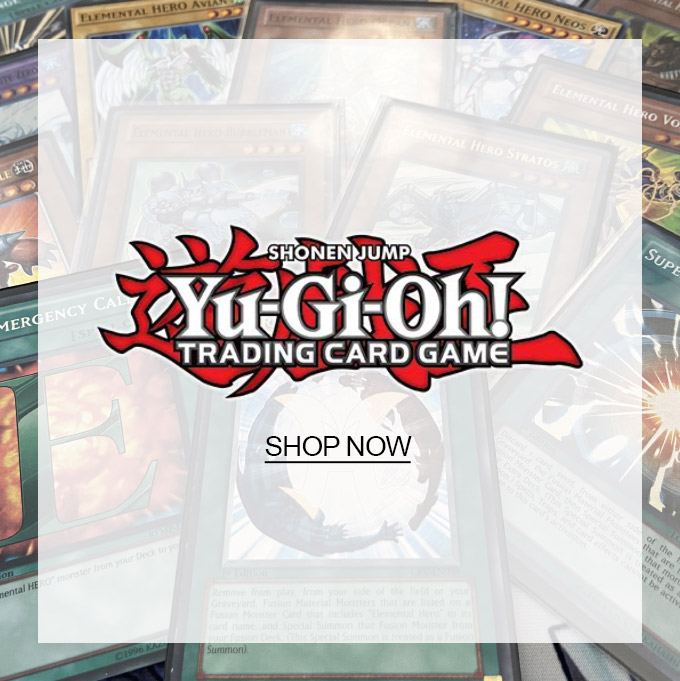 Yugioh trading card game. Shop now
