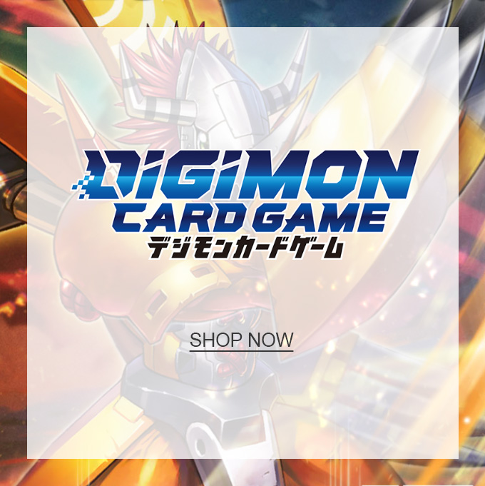 Digimon card game. Shop now