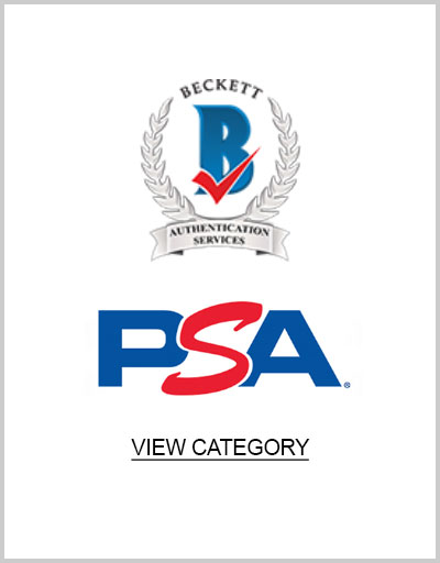 PSA/BGS Cards