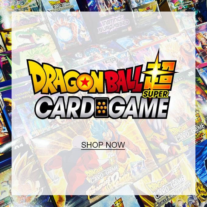 Dragonball super card game. Shop now