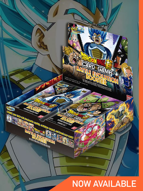 Battle Evolutions tcg singles now available